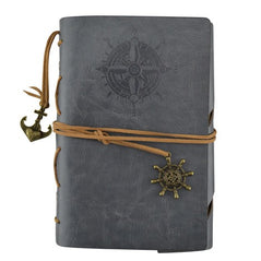 Journal - Compass - Grey - Original Source