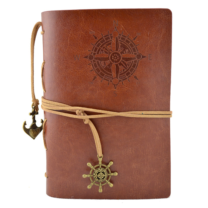 Journal - Compass - Brown - Original Source