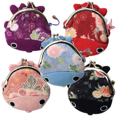 Fish Coin Purses - Assorted Colors