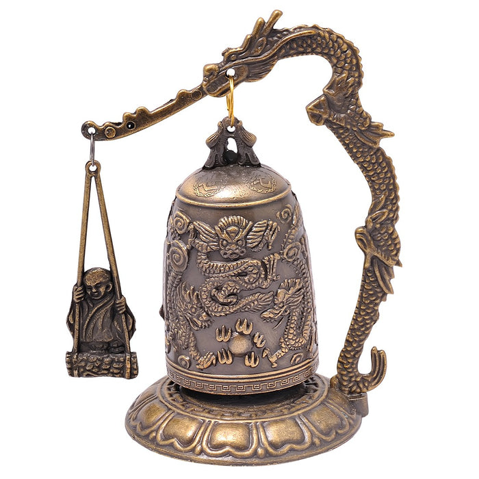 Bell Gong - Small Dragon - Original Source