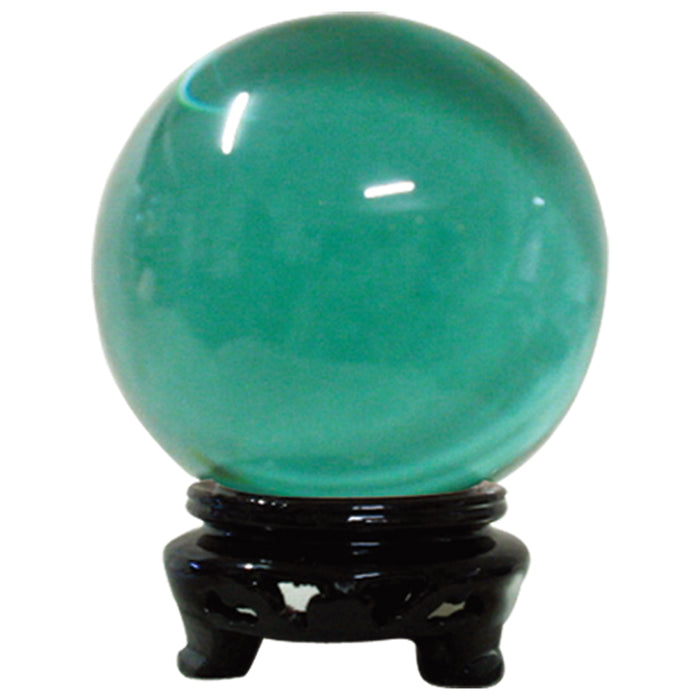 Crystal Ball - Green