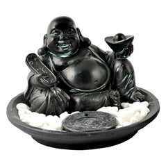 Resin Incense Holder - Buddha - Original Source