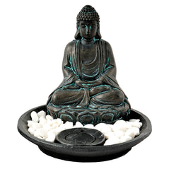 Resin Incense Holder - Kwan Yin - Original Source
