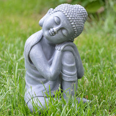 Resting Buddha - Antique Finish - Original Source