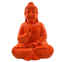 Colorful Buddha - Orange - Original Source