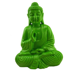 Colorful Buddha - Green - Original Source