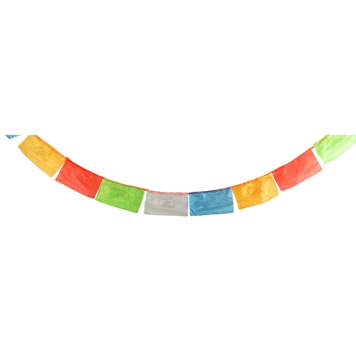 Tibetan Prayer Flags - 5 Colors - 20 Flags