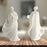 Zen Statue Set – Marble Finish - Original Source