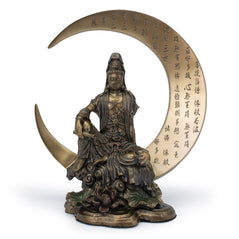 Kwan Yin & Moon - Original Source