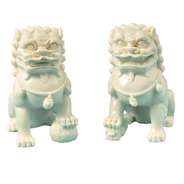 Fu Dogs - Set of 2 - Resin - Original Source