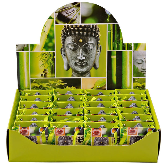 Buddha in a Bag - Set of 24 with display box - Original Source