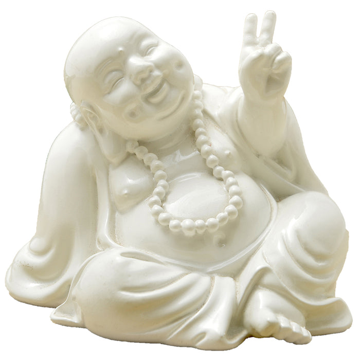 Peace Buddha Piggy Bank