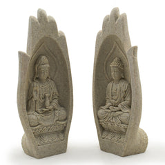 Buddha Sandstone Serenity Hands - Original Source