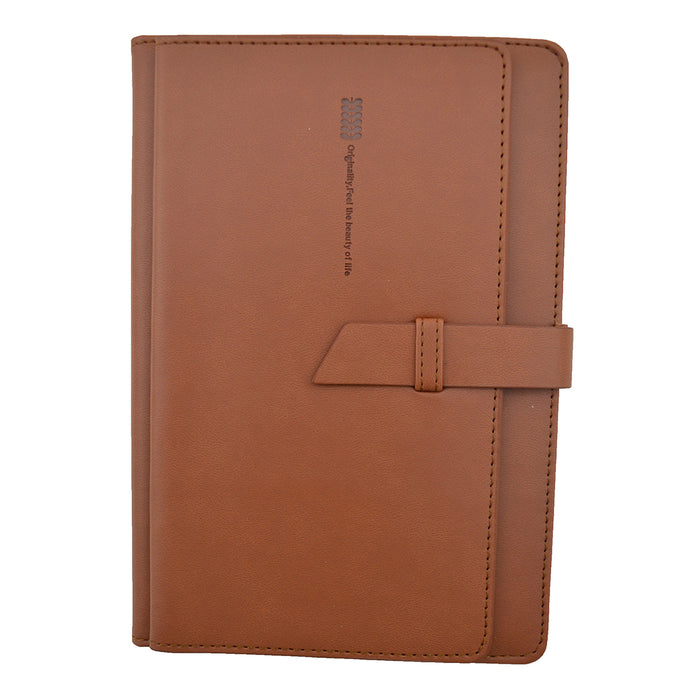 Leather Wallet - Brown - Original Source