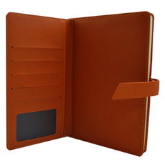 Wallet Journal - Orange - Original Source