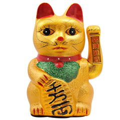 Waving Ceramic Cat
