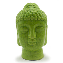 Crackle Buddha Green - Original Source