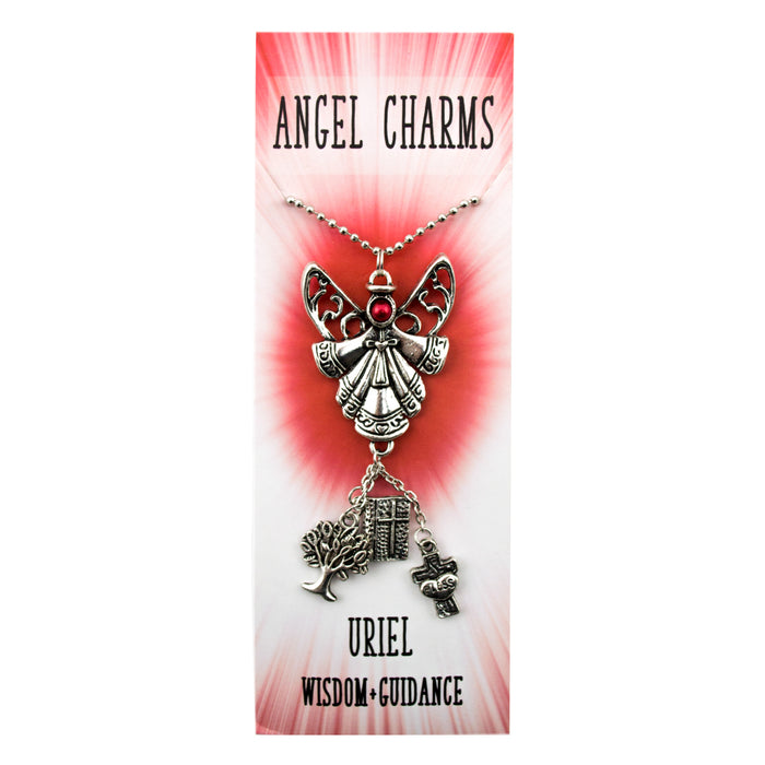 Uriel - Angel Charm - Original Source