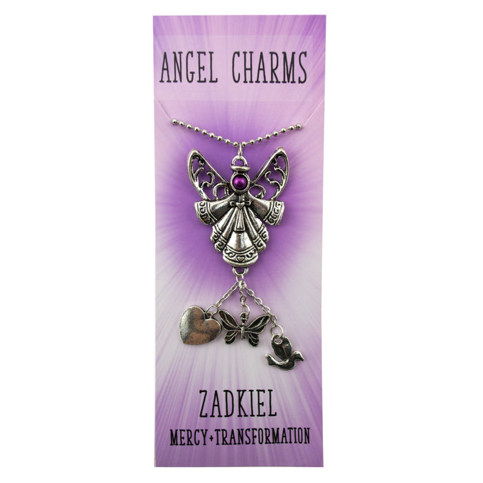 Zadkiel - Angel Charm - Original Source