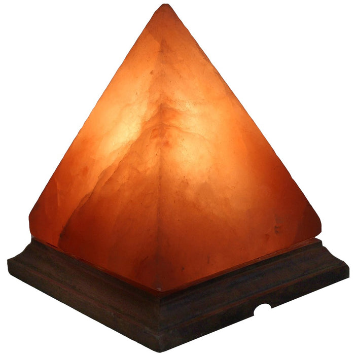 Mini USB Pyramid Salt Lamp - Original Source