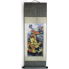 Dragon Silk Scroll