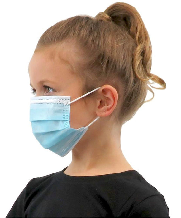 Children's 3-Ply Mask (Case of 2,500) - Original Source
