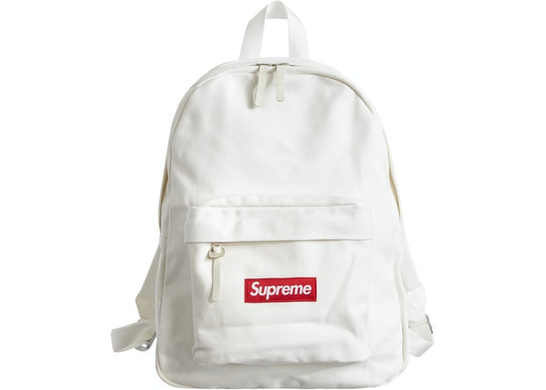 Backpack Suprême White