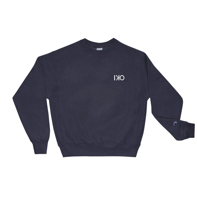 COLLAB IKO X Champion Sweat