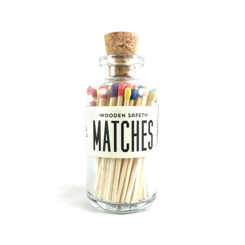Apothecary Vintage Mini Matches