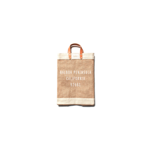 Load image into Gallery viewer, APOLIS Market Bag + Little Shop By The Sea