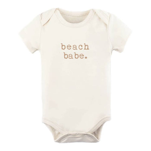Beach Babe Short Sleeve Onesie