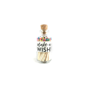 "Apothecary Vintage ""Make A Wish"" Matches"