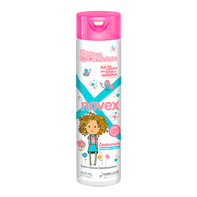 Condicionador Novex Meus Cachinhos 300ml