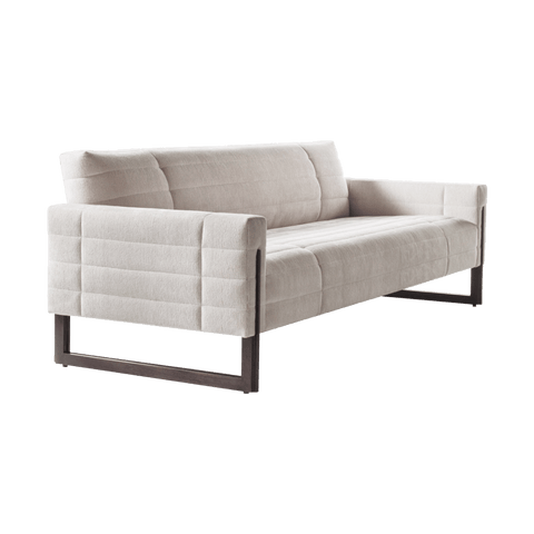 Bey.SF-18 3 Seats Sofa-White