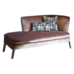 Chaise Lounge CHZ-02  Brown