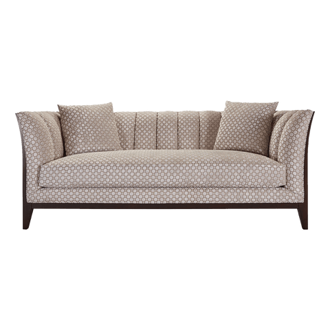 Bey.SF-04 3 Seats Sofa-white & wheat