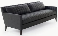 Bey.SF-14A 2 Seats Sofa-Black