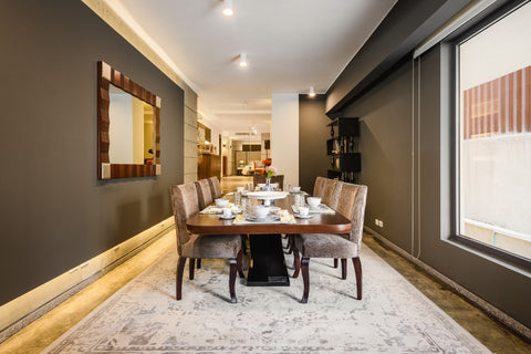 BYT DINING ROOM - Dining Table