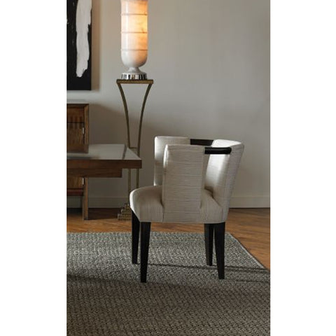 Bey.ACH-01 Side Chair-Beige&Brown