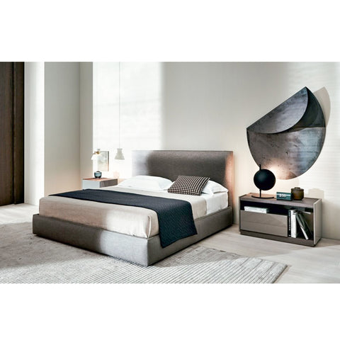 Bey.BD-04 Bed-Gray