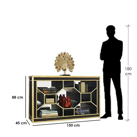 BYT-CAB01 Display Unit-Gold