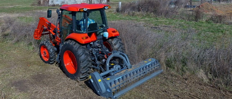 Best Flail Mower for Compact Tractor