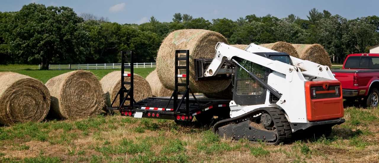 How Much Does a Skid Steer Weigh?