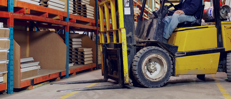 How Much Does a Forklift Weigh?
