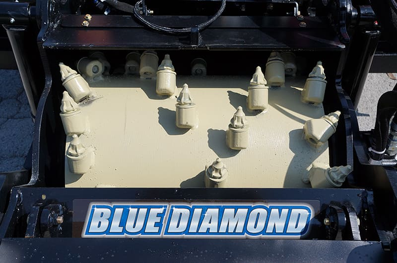 Cold Planer | Blue Diamond