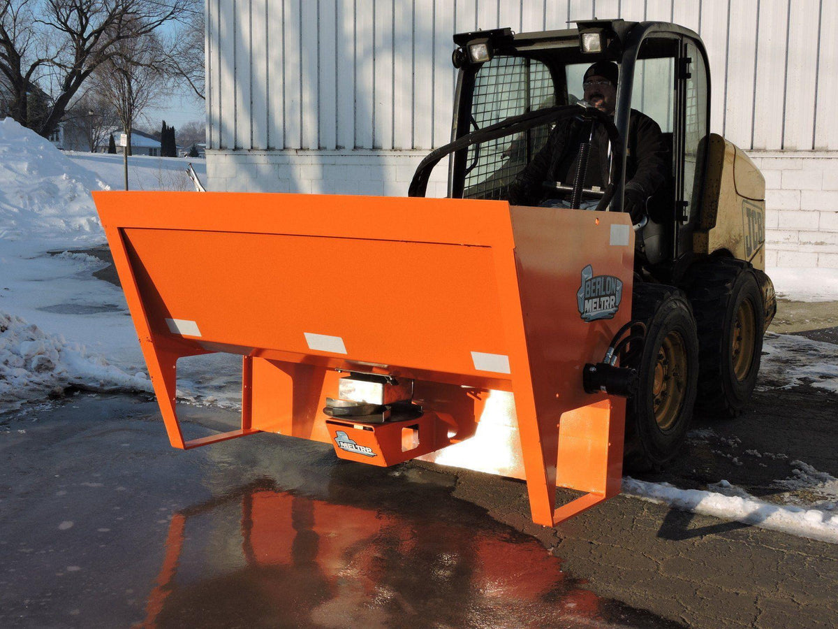 Meltrr - Salt Spreader - Skid Steer & Tractor - Berlon Industries Meltrr - Salt Spreader Berlon Industries