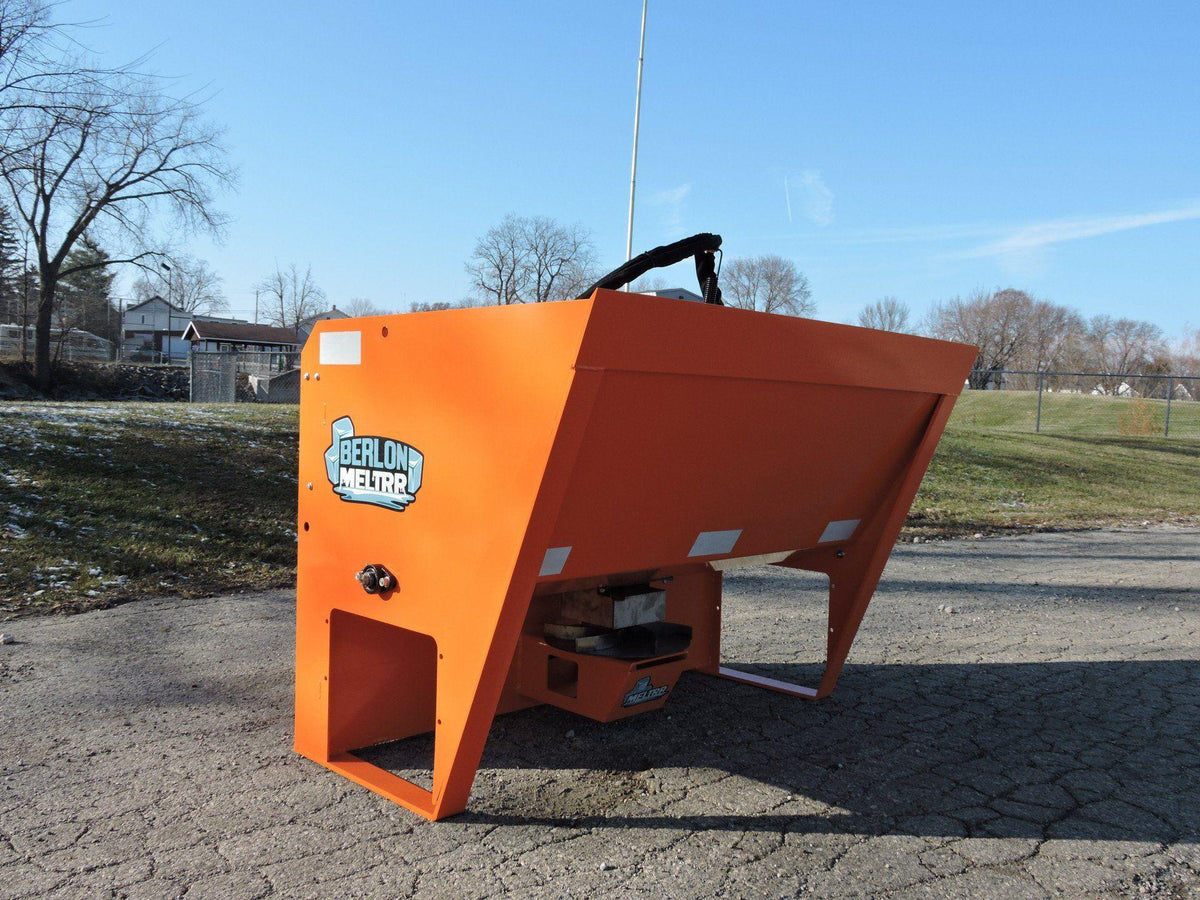 Meltrr - Salt Spreader - Skid Steer & Tractor - Berlon Industries Meltrr - Salt Spreader Berlon Industries 60 inch