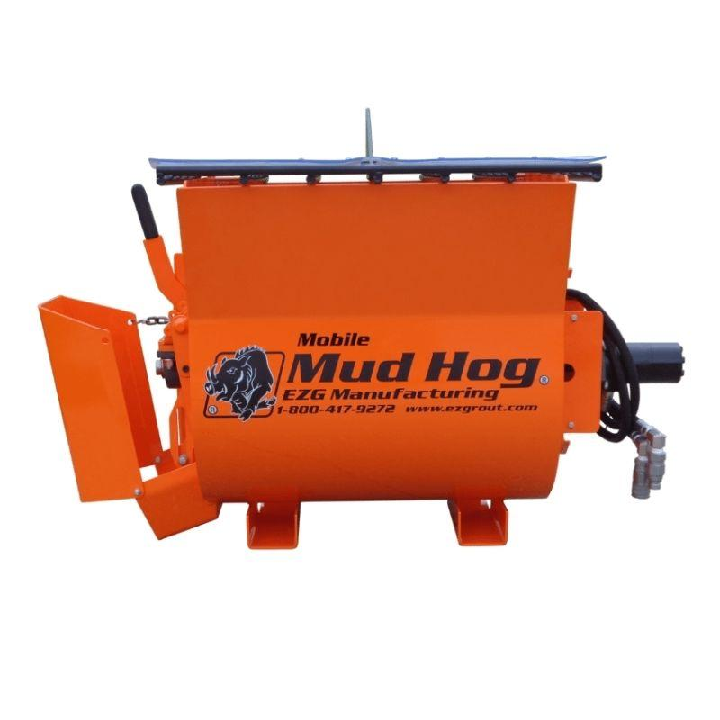 MINI MOBILE MUD HOG | MMH4 & MMH9 | EZG Manufacturing Mobile Mud Hog EZG Manufacturing MMH4