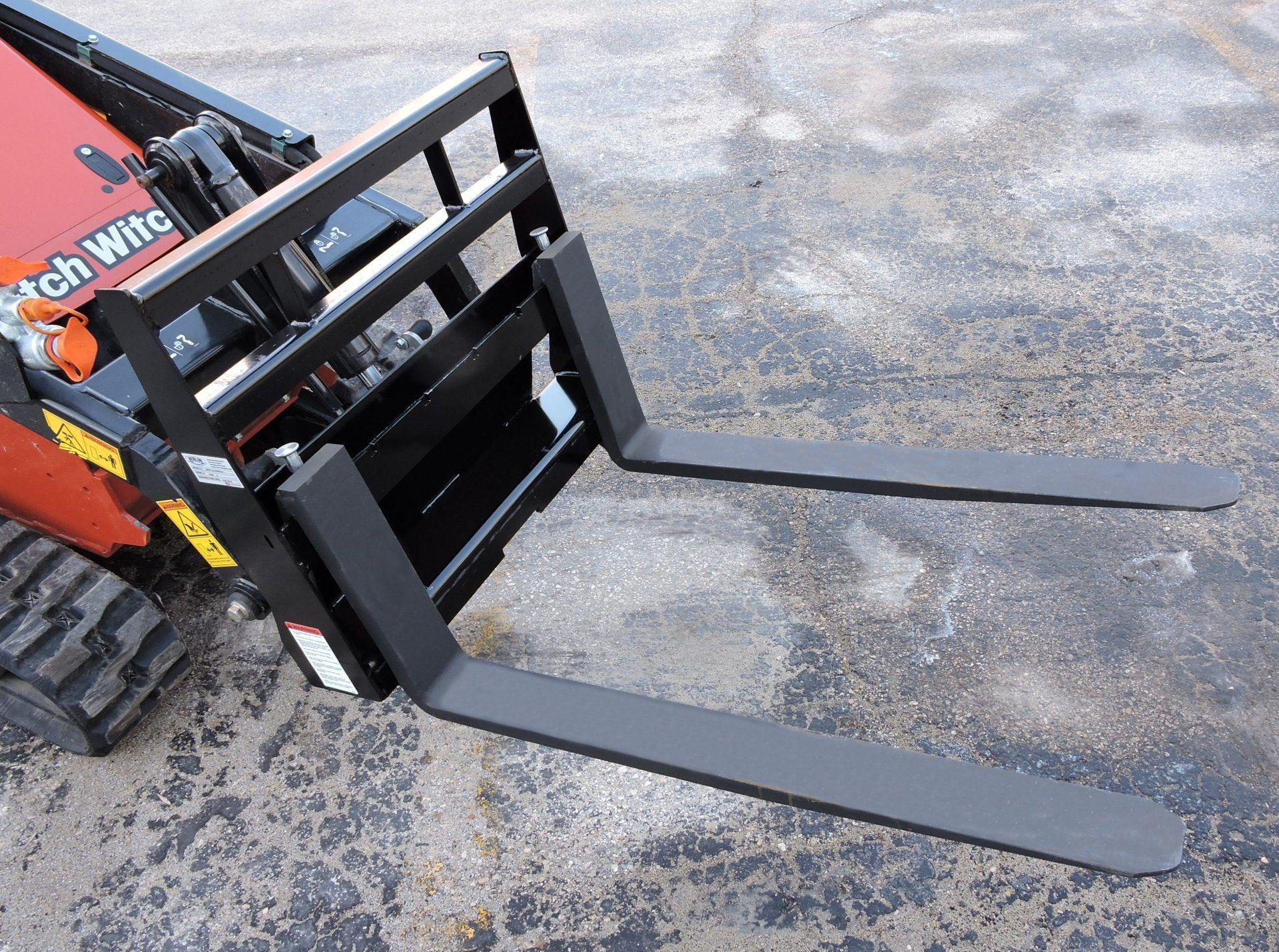 Mini Pallet Forks - Berlon Industries Mini Pallet Forks Berlon Industries 36 Inch