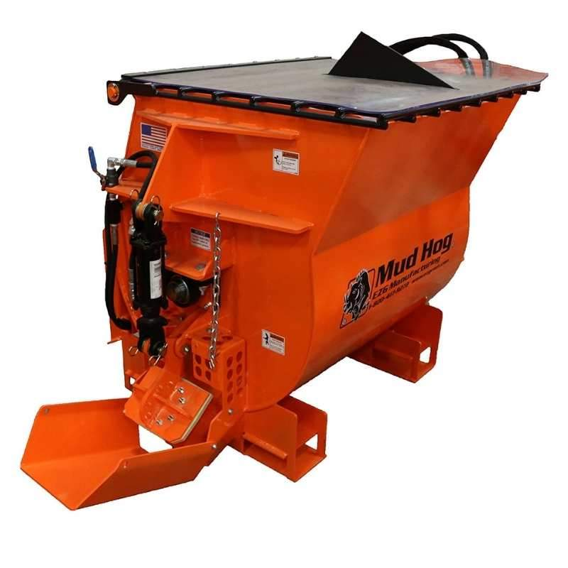 MOBILE MUD HOG | MMH12 & MMH20 | EZG Manufacturing Mobile Mud Hog EZG Manufacturing MMH12